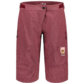 Maloja MeraM. Multisport Shorts Damen red monk